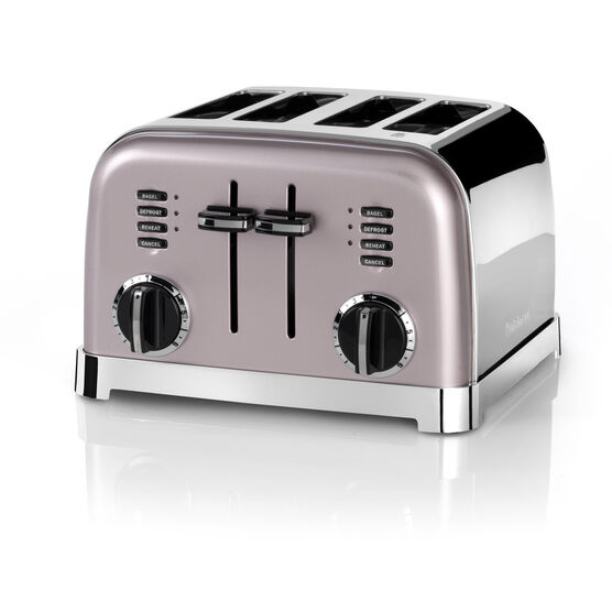 Cuisnart 4 slice toaster pink 1
