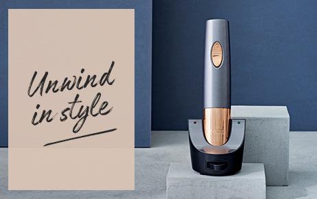 Unwind in style