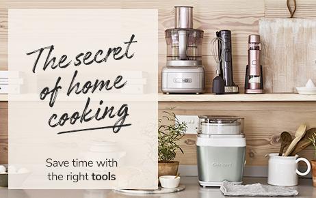 Shop the Cuisinart Collection of Kitchen Appliances